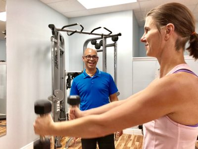 Personal trainer can help people get the best out of their life
