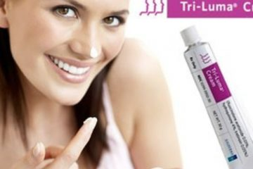 How is Tri-Luma cream good for the skin?