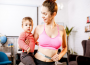 Reducing weight after pregnancy